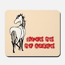 Alpha Mare Horse Mousepad