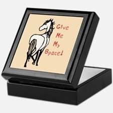Alpha Mare Horse Keepsake Box