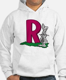 R Is For Rabbits Hoodie