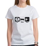 Eat. Sleep. Hunt. Women's T-Shirt