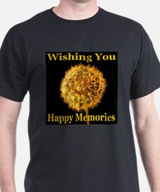 Wishing You Happy Memories T-Shirt