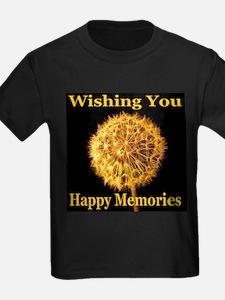 Wishing You Happy Memories T