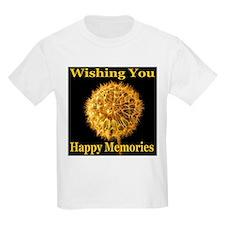 Wishing You Happy Memories T-Shirt