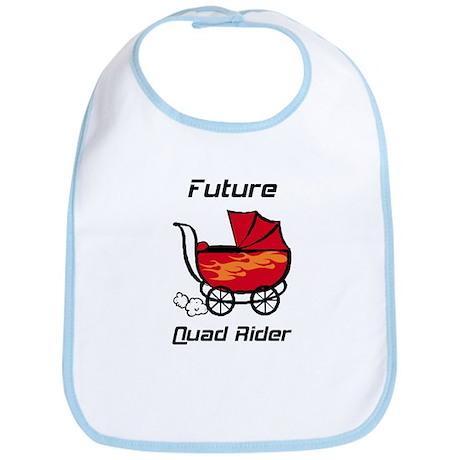 Future Quad Rider Stroller Bib
