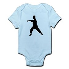 Reverse Punch Infant Bodysuit