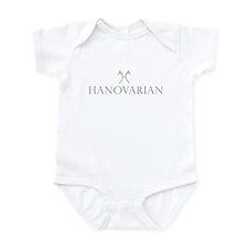 Hanovarian Horse Infant Bodysuit