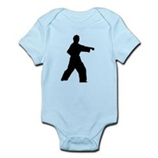 Straight Punch Infant Bodysuit