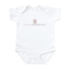 Dutch Warmblood Infant Bodysuit