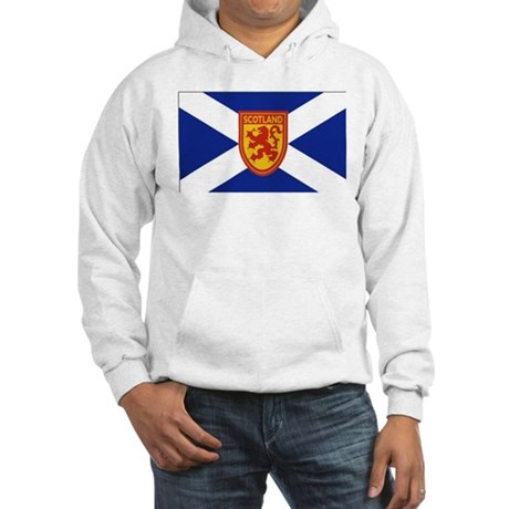 Scotland Lion Hooded Sweatshirt
