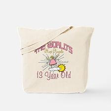 Angelic At 13 Tote Bag