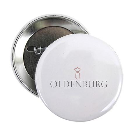 "Oldenburg Horse 2.25"" Button (100 pack)"