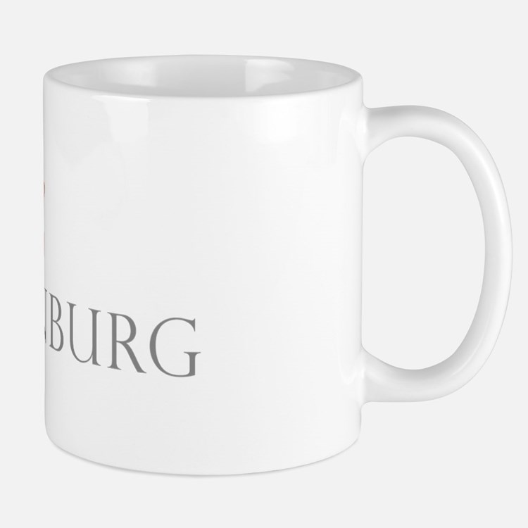 Oldenburg Horse Mug