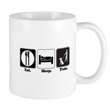 Eat. Sleep. Train. (Dog Trainer) Mug