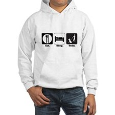 Eat. Sleep. Train. (Dog Trainer) Hoodie Sweatshirt