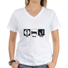 Eat. Sleep. Train. (Dog Trainer) Shirt