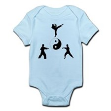 Karate Balance Infant Bodysuit