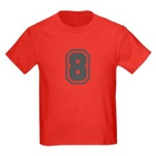Number 8 T