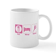 Eat. Sleep. Dance. Mug