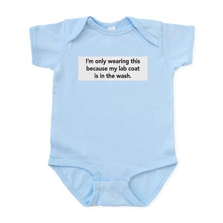 Lab Coat Infant Bodysuit
