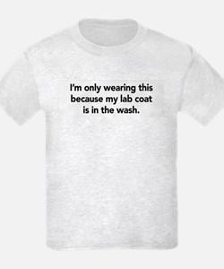 Lab Coat T-Shirt