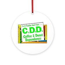 C&DD! (Grn) Ornament (Round)