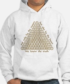 Pascal Quote Hoodie