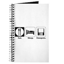 Eat. Sleep. Compute. Journal
