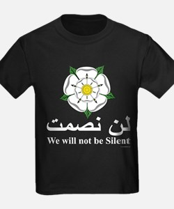 """""""We will not be silent"""" T"""