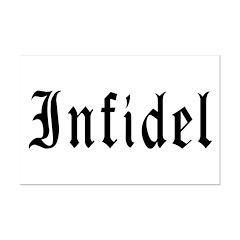 Infidel Posters