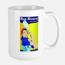 Rosie the River Runner Mug