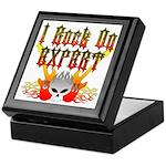 I Rock On Expert Keepsake Box