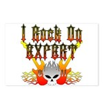 I Rock On Expert Postcards (Package of 8)