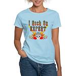 I Rock On Expert Women's Light T-Shirt