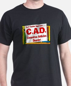 CAD! (Red) T-Shirt