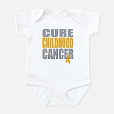 Cure Childhood Cancer Infant Bodysuit