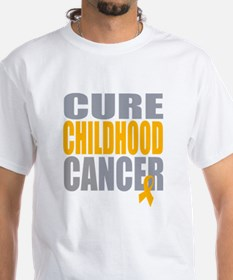 Cure Childhood Cancer Shirt