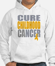Cure Childhood Cancer Hoodie
