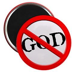 No More God Magnet
