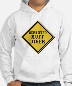 Certified Muff Diver Hoodie