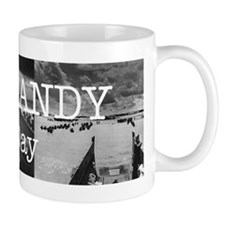 Normandy Americasbesthistory.com Small Mug