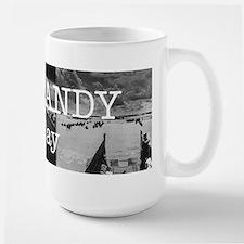 Normandy Americasbesthistory.com Large Mug