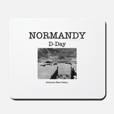 Normandy Americasbesthistory.com Mousepad