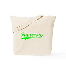 Vintage Figueroa (Green) Tote Bag