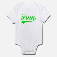 Vintage Finn (Green) Infant Bodysuit