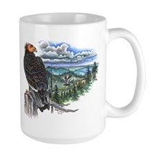 Large California Condor Mug