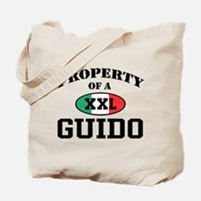 Property of a Guido Tote Bag