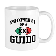 Property of a Guido Mug