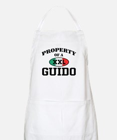 Property of a Guido BBQ Apron