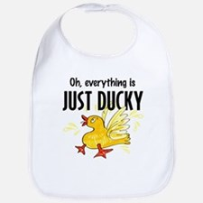 just ducky! Bib