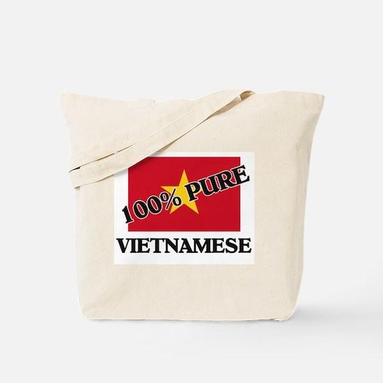 100 Percent VIETNAMESE Tote Bag